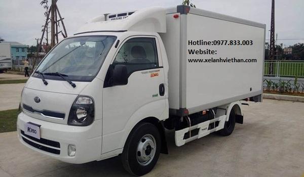 Cho thuê xe tải chở hàng Hà Nội giá rẻ
