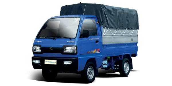 Lưu ý khi thuê xe tải vận chuyển hàng hóa