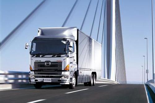 Thuê xe tải - Ngành dịch vụ