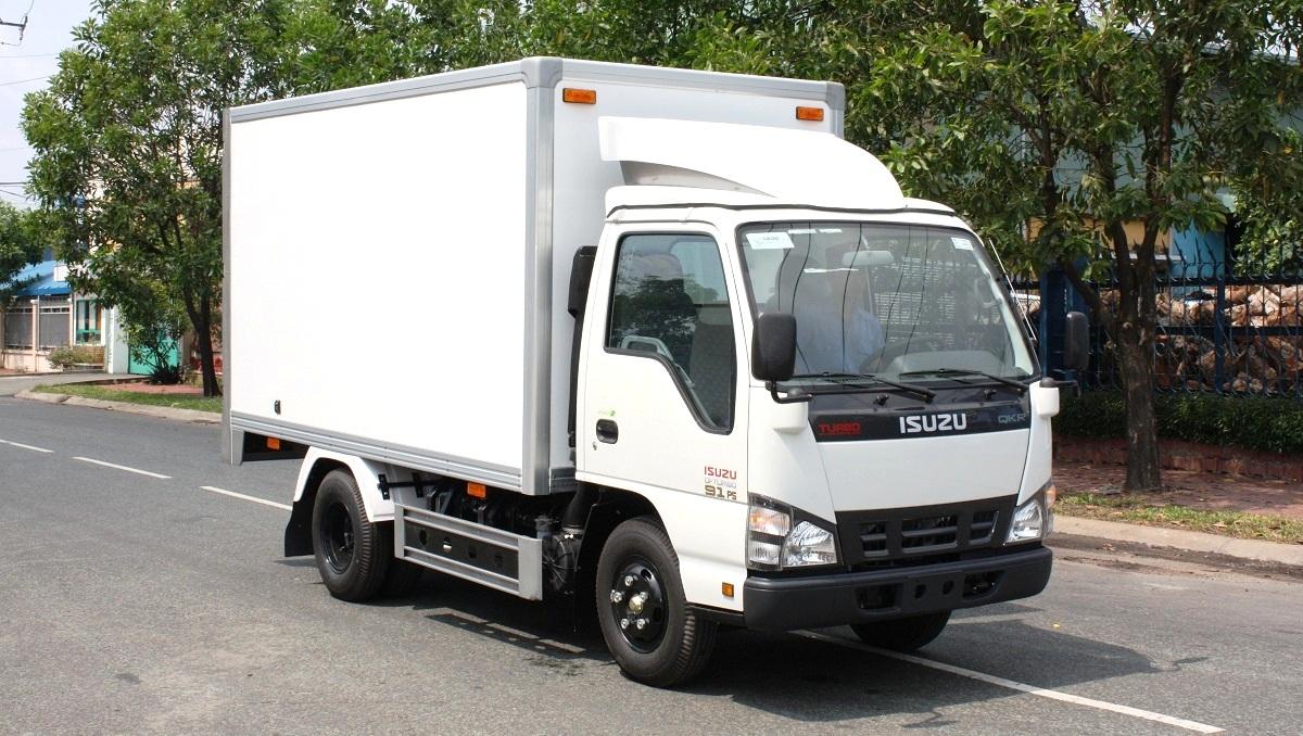 Cho thuê xe  tải đông lạnh 1 tấn tại Hà Nội